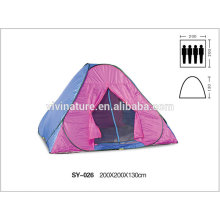 Portable Fastness Wilder imprägniern Sommer-Lager-Zelt \ einfaches, das Zelt im Freien u. Genug Raum für Zelt im Freien nimmt