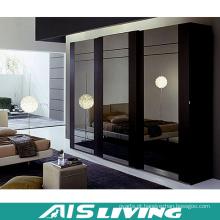 Mobília deslizante moderna do vestuário com espelho (AIS-W359)