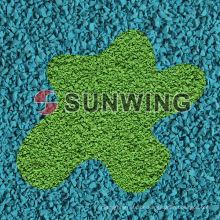 Sunwing bestes mischendes Gummigranulat und Kleber