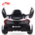 Smart Baby Kinder Elektroauto Großhandelspreis / Fabrik produzieren Mini Elektroauto / hochwertige Kinder elektrische Fahrt auf Auto