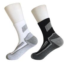 Половина подушки Poly Модные наружные спортивные четвертинки носки (JMPOD04)