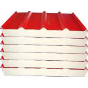 PU Sandwich Panel Used for Cold Room Roof