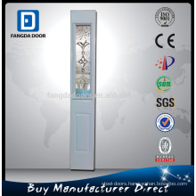 Fangda high quality small exterior glass door thickness