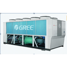 Refrigerador de parafuso refrigerado a ar