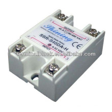 SSR-S40DA-H Taiwan 40A Montagem em painel DC to AC Solid State Relay