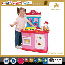 Prerend kid toys cooking table kitchen set