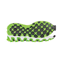 Running Outsole Wear Non Slip Outdoor Shoes Sole Delicate Damping Sole Processing Personnalisation