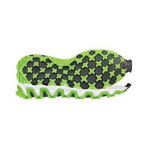Running Outsole Desgaste Non-Slip Sapatos Exteriores Sole Delicate Damping Sole Processamento Personalização