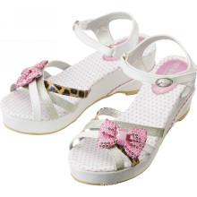 Sapatas da sandália das mulheres da segurança da forma do por atacado do verão da venda do projeto novo