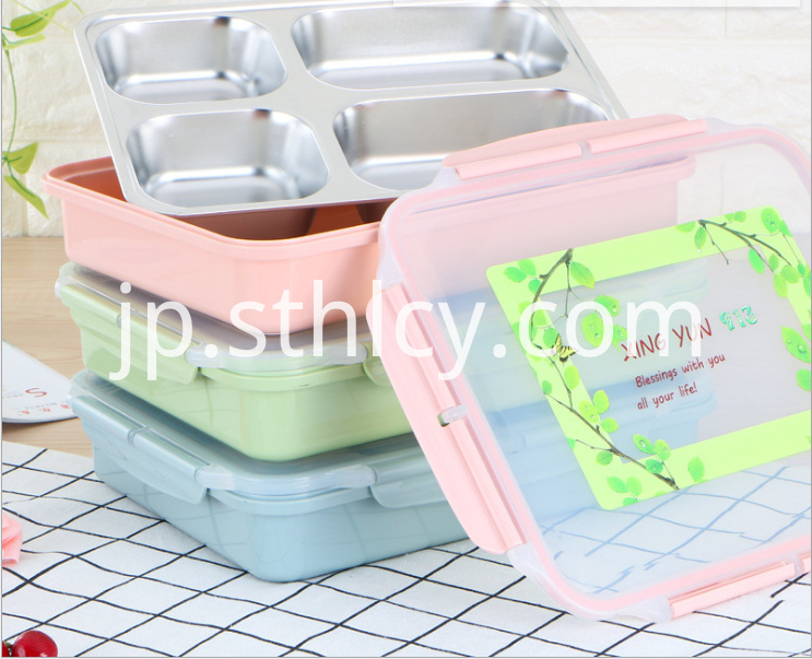 Stainless Steel Food Container