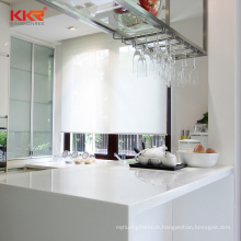 solid surface stone kitchen polished countertop