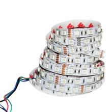Edgelight high lumen 5050 smd led strip , addressable rgb led strip 24v , CE/ROHS/ smd 5050 led strip