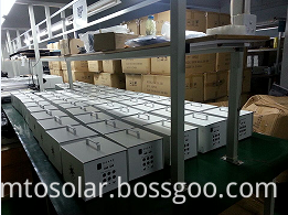 40w solar home power system