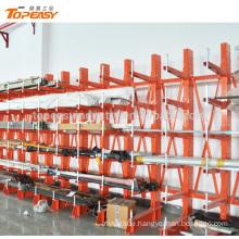 Single side warehouse racking arm cantilever rack