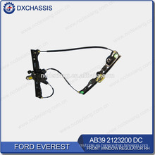 Regulador de ventana delantera original Everest RH AB39 2123200 DC