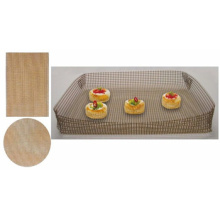 High Quality PTFE Oven Jumbo Size Oven Chip Basket 13.5 x 14.5 Inches For Perfect Crispy Oven Chips.