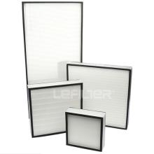 HEPA-Filter für laminare Luftströmungshaube für Pharmazeutika