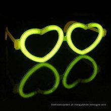 Óculos brilho do coração