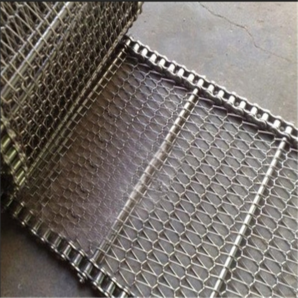 balance weave mesh belt for conveyor