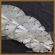 Laser Welding Diamond Cutting Blade for Stone Concrete