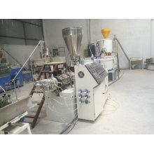 Máquina de bordar de borda de PVC / um molde de quatro tiras