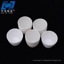 résistance blanche céramique alumine