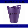 Plastic Ice Storage Beer Bucket Moulding
