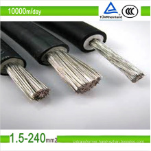 TUV DC Tinned Copper Solar Photovoltaic Cable Wire 2.5mm2 6mm2