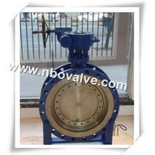 """Pn80 Válvula Borboleta Corrosão-Resistente à venda quente (D47H-24 """")"""