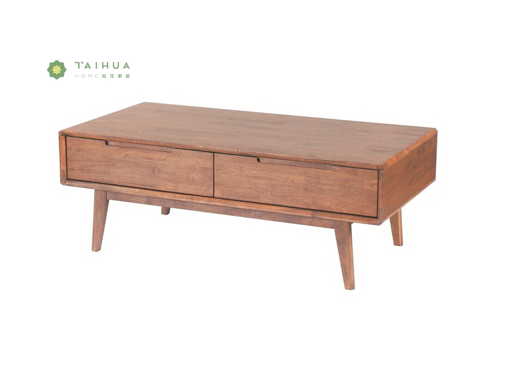 Solid Wood Coffee Table Rectangular