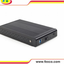 3,5 polegadas USB 3.0 SATA HDD Enclosure disco rígido