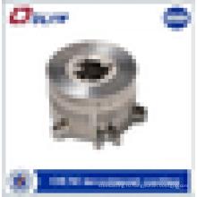 Корпус стальной машины OEM покрывает прецизионное литье cnc обрабатывающие детали