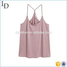 Tank Top aus atmungsaktivem Slub Jersey Active Activewear