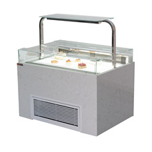 Sandwich Cake Cabinet Vitrina refrigerada