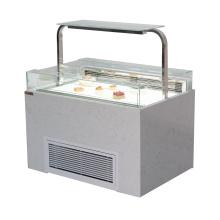 Vitrine réfrigérée Sandwich Cake Cabinet