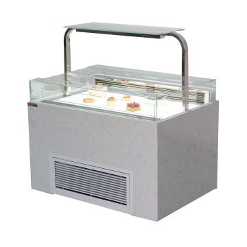 Sandwich Cake Cabinet Refrigerated Display Cabinet