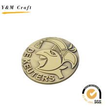 Médaille chaude de souvenir de sport en métal de vente pour le cadeau promotionnel