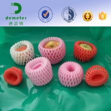 Filet d'emballage de protection de fruit qui respecte l'environnement d'emballage alimentaire flexible en exportant la norme avec le certificat de GV