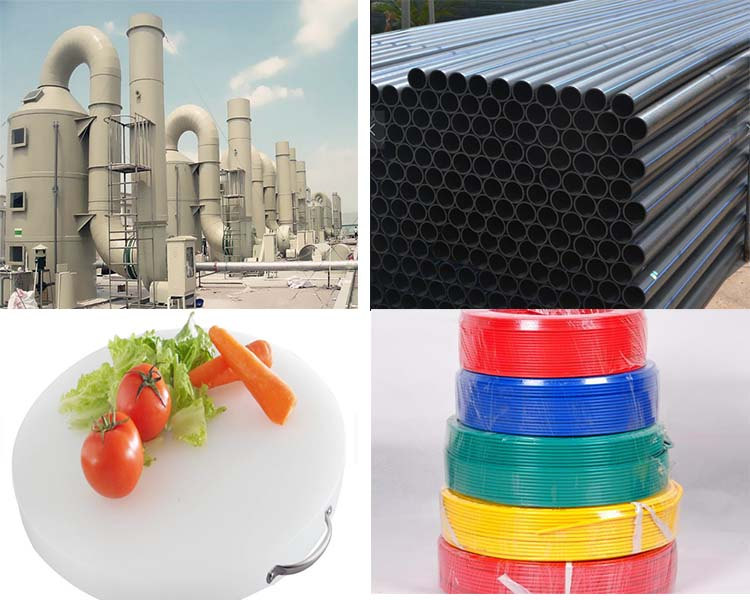 Hdpe Application
