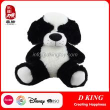 Cão de animal de brinquedo de pelúcia macio personalizado para promoção