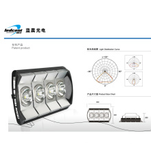 220W LED High Bay Light avec COB Bridgelux Chip et Meanwell Power Driver