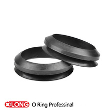 High Grade Portable Silicon V Ring