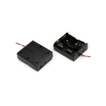FBCB1157 61mm battery holder with wire leads