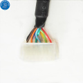 10pin female snowplow cable assembly