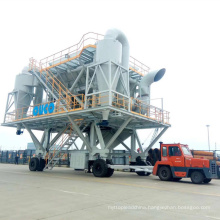 Cyclone Dust Control Eco Hopper with Steering System