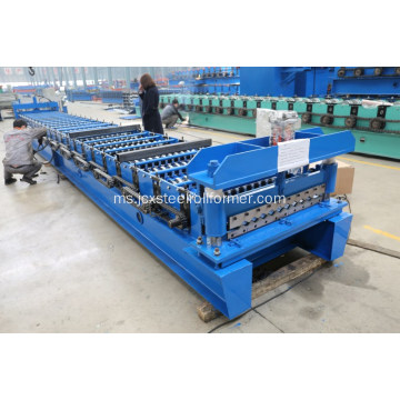 Metal Roofing Galvanized Corrugated Machine