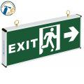 Emergency exit led panel ceiling light