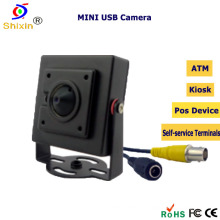 CMOS Analog Mini Video Camera for ATM Self-Service Terminals (SX-608AD-2C)