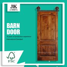 JHK-S04 Residential Bathroom Sliding Track For Barn Door