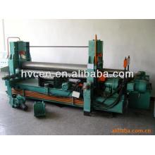 Cnc máquina de doblado de la placa del rodillo 3-w11s-16 * 2000 / placa de hierro que dobla la máquina / dobladora hidráulica de la placa